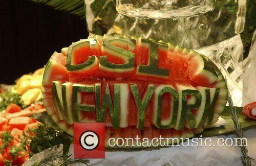 Atmosphere CSI: NY 100th episode celebration at Studio...