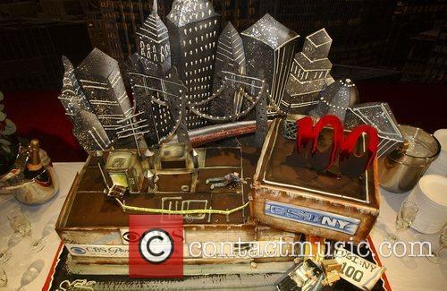 CSI: NY 100th episode celebration at Studio City