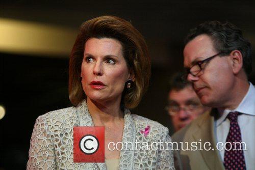 Founder Nancy Brinker 2008 Susan G. Komen National...