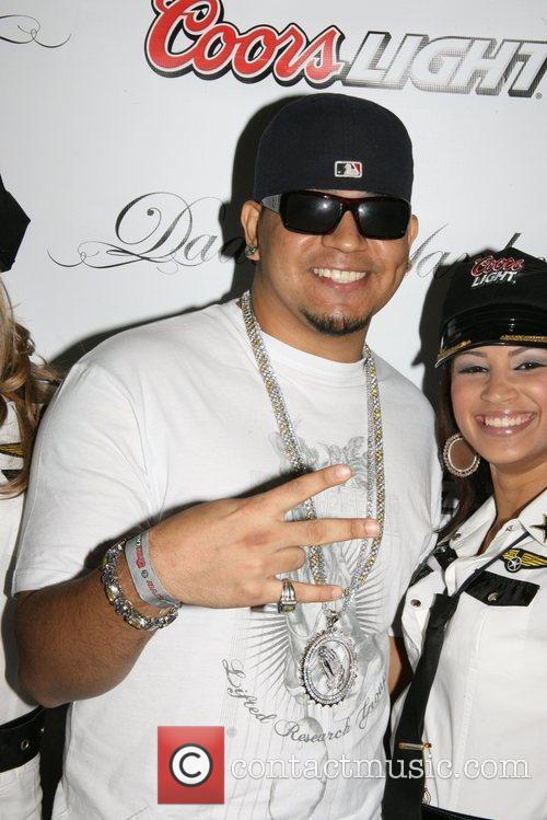 Jimmy Flavorr Daddy Yankee CD release party for...