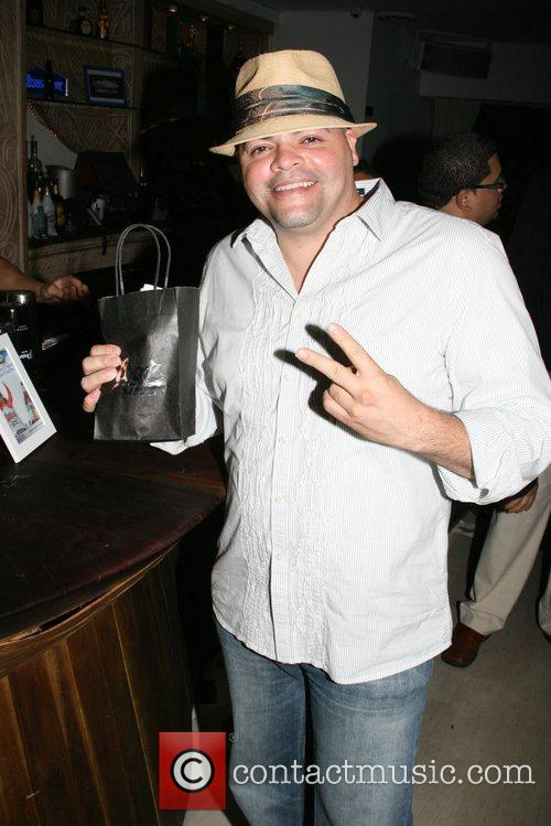 Leche Daddy Yankee CD release party for 'Talento...