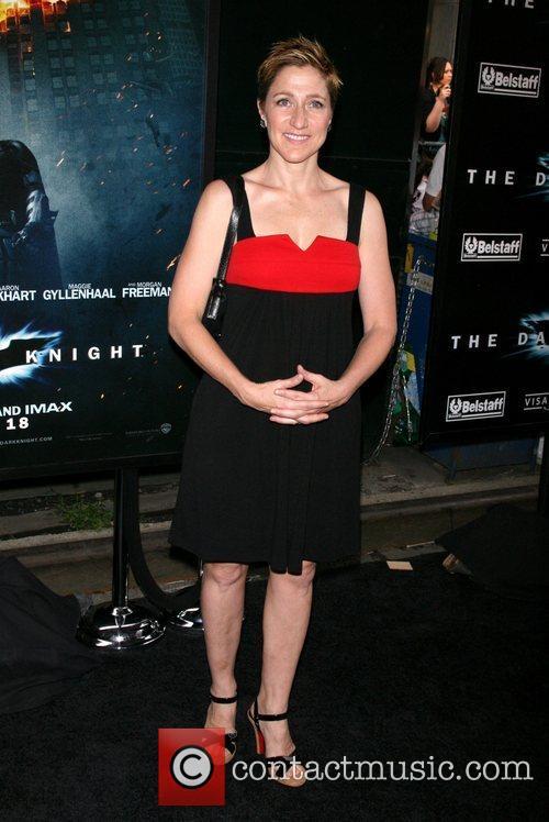 Edie Falco New York Premiere of 'The Dark...