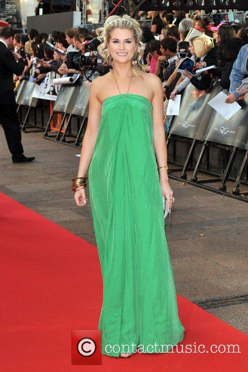 Guest The UK premiere of ''The Dark Knight'...