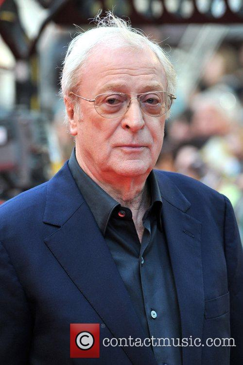 Sir Michael Caine The UK premiere of ''The...