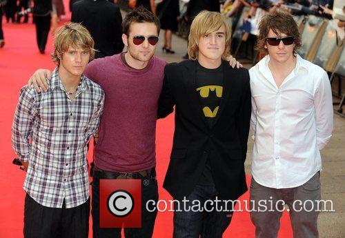 Dougie Poynter, Danny Jones, Harry Judd and Tom Fletcher 2