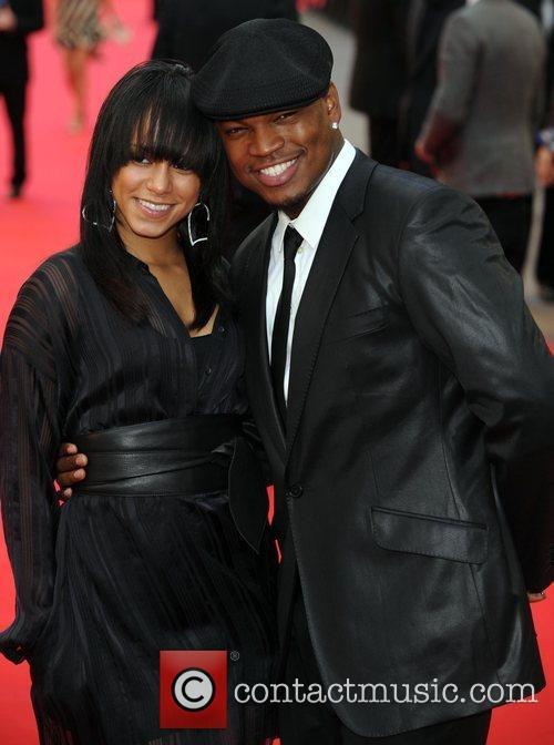 Ne-Yo and Guest The UK premiere of ''The...