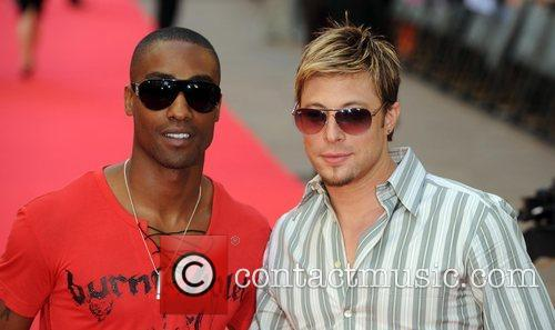 Simon Webbe and Duncan James 5