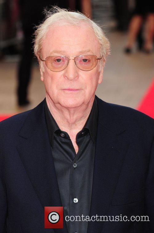 Sir Micheal Caine The UK premiere of ''The...