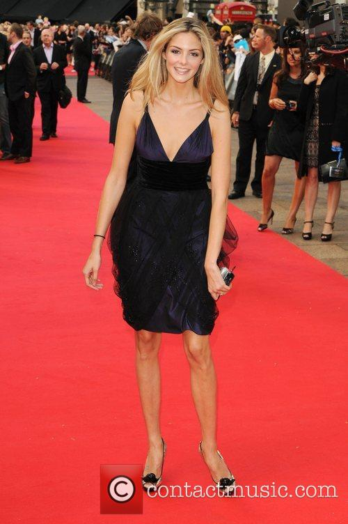 Tamsin Egerton The UK premiere of ''The Dark...