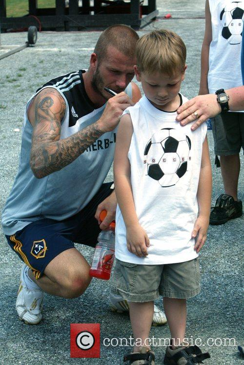 David Beckham and La Galaxy 31