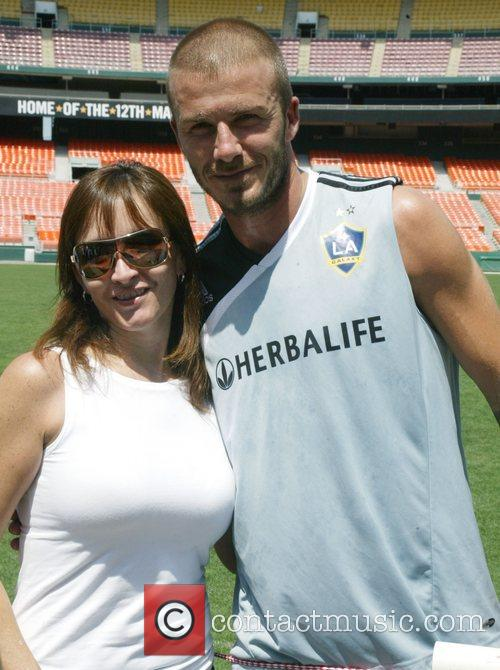 David Beckham and La Galaxy 34