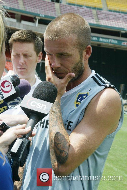 David Beckham and La Galaxy 7