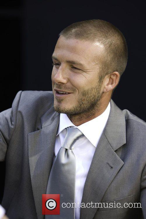 David Beckham and Billboard 26