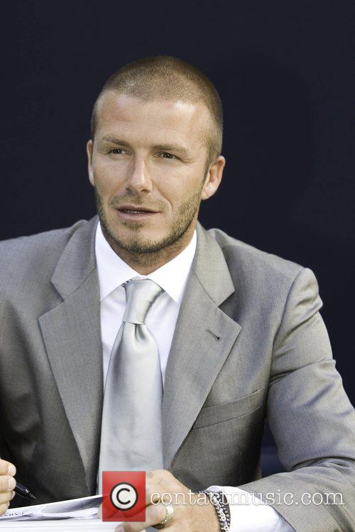 David Beckham and Billboard 1