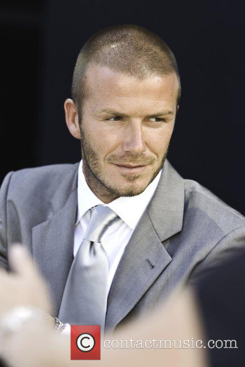 David Beckham and Billboard 17