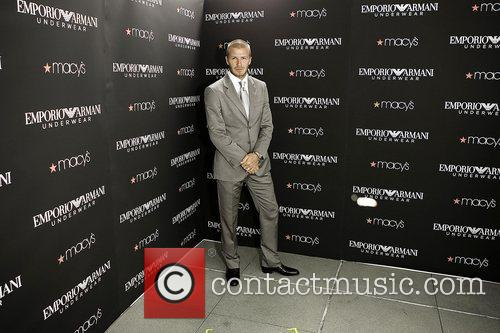 David Beckham and Billboard 24