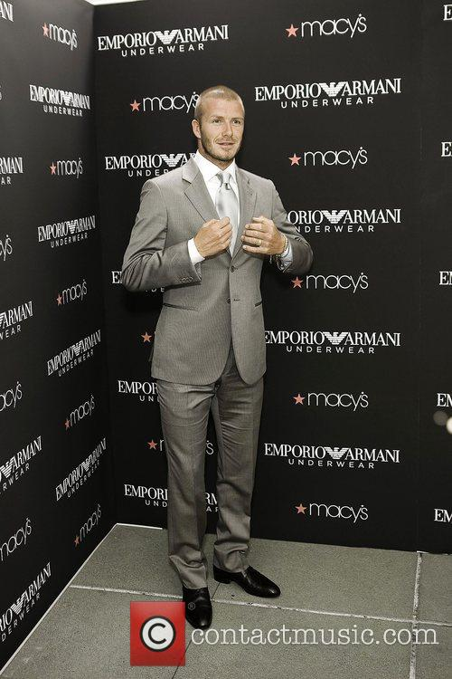 David Beckham and Billboard 48