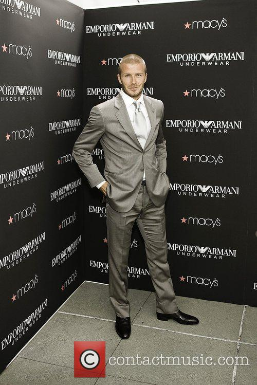 David Beckham and Billboard 18