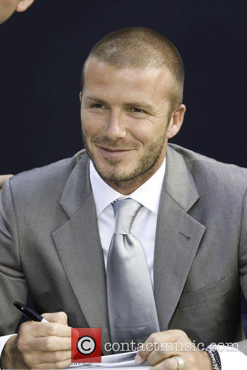 David Beckham and Billboard 15