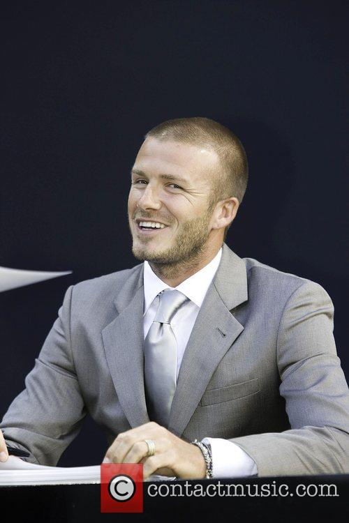 David Beckham and Billboard 28