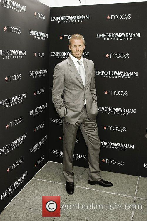 David Beckham and Billboard 34