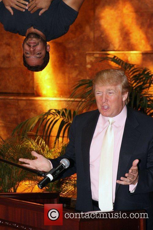 David Blaine and Donald Trump 19