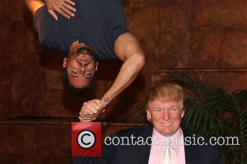 David Blaine and Donald Trump 21