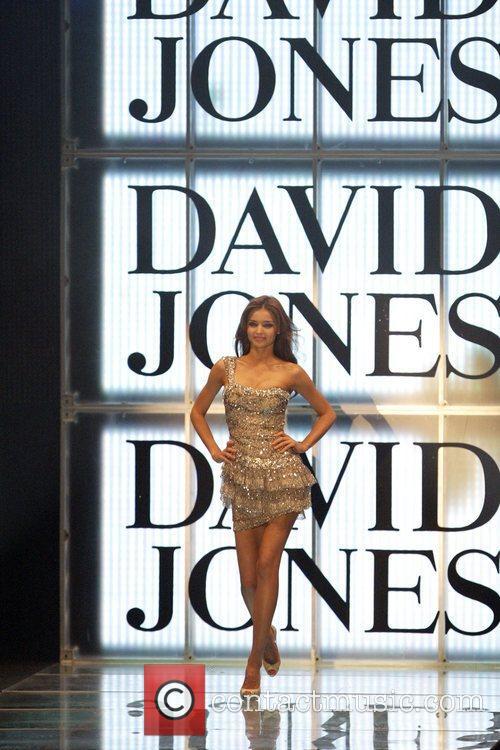 David Jones Summer 2008 Collection Launch - Catwalk