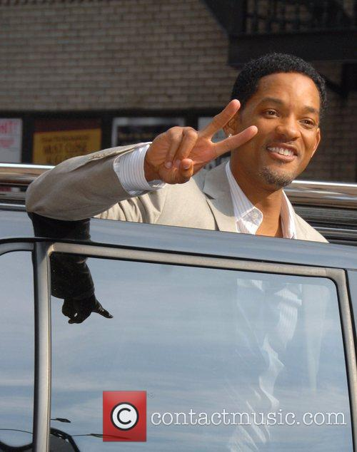 Will Smith, Cbs and David Letterman 10