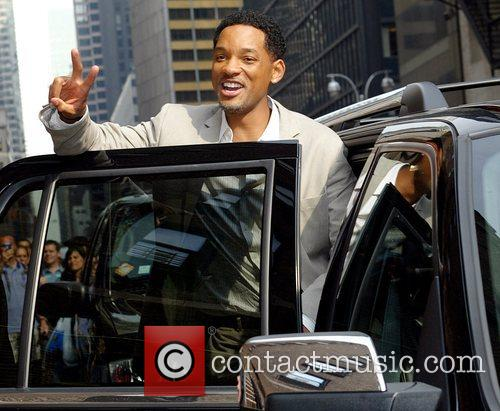 Will Smith, CBS and David Letterman 23