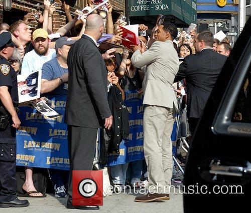 Will Smith, CBS and David Letterman 22
