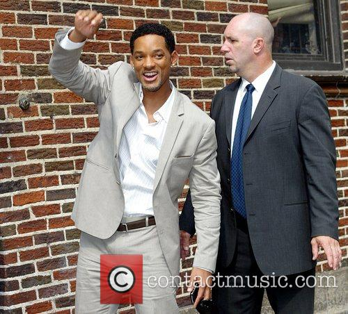 Will Smith, CBS and David Letterman 15