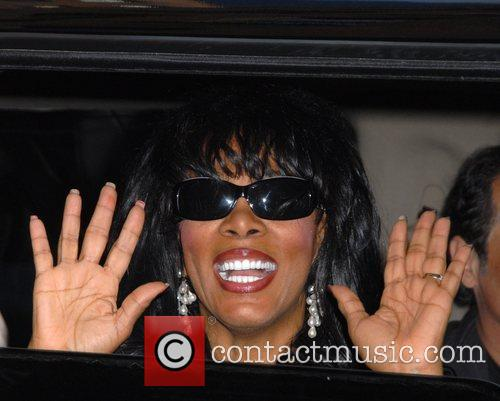 Donna Summer, Cbs and David Letterman 2