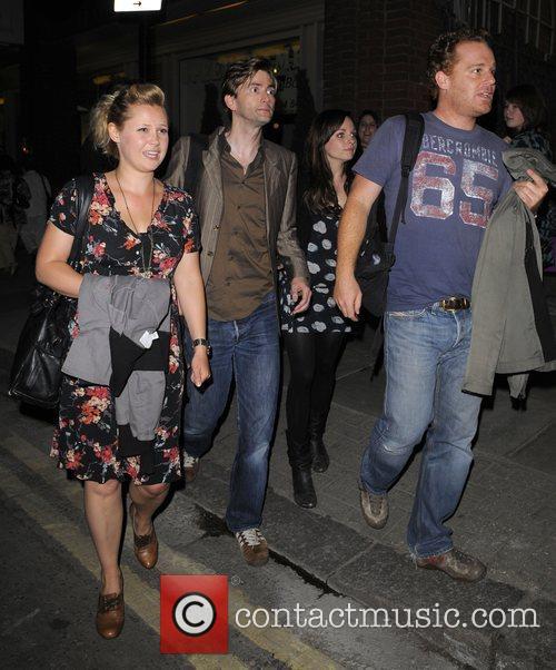 David Tennant, Catherine Tate, Doctor Who and Duke Of York Theatre 15