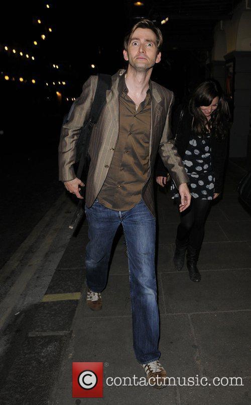 David Tennant, Catherine Tate, Doctor Who and Duke Of York Theatre 13