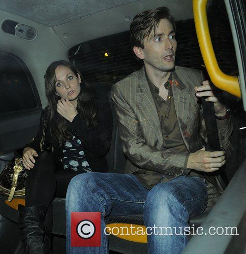 David Tennant, Catherine Tate, Doctor Who and Duke Of York Theatre 8