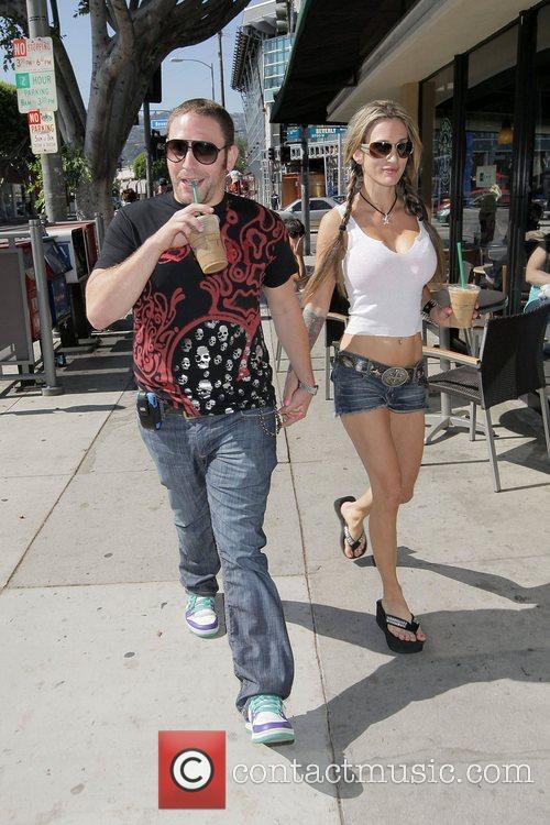 'Sons of Hollywood' reality TV star David Weintraub...