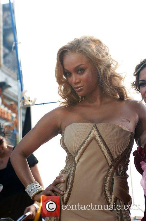 Tyra Banks, Emmy Awards, Daytime Emmy Awards, Kodak Theatre