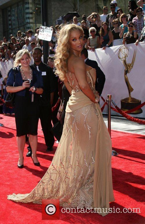 Tyra Banks, Emmy Awards, Daytime Emmy Awards, Kodak Theatre