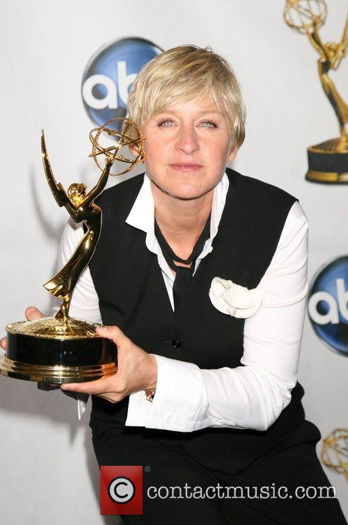 Ellen DeGeneres, Emmy Awards, Daytime Emmy Awards, Kodak Theatre