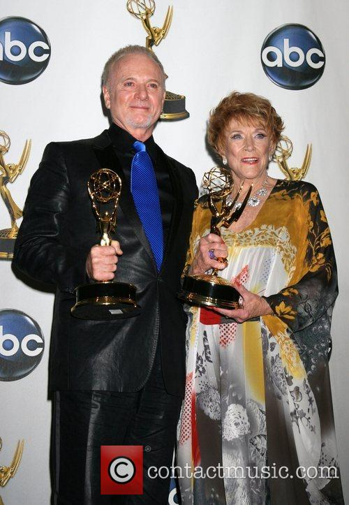Tony Geary and Jeanne Cooper 4