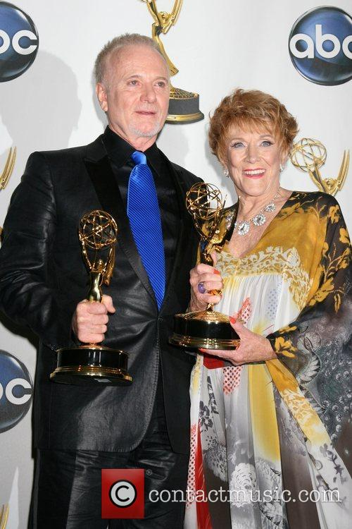 Tony Geary and Jeanne Cooper 5