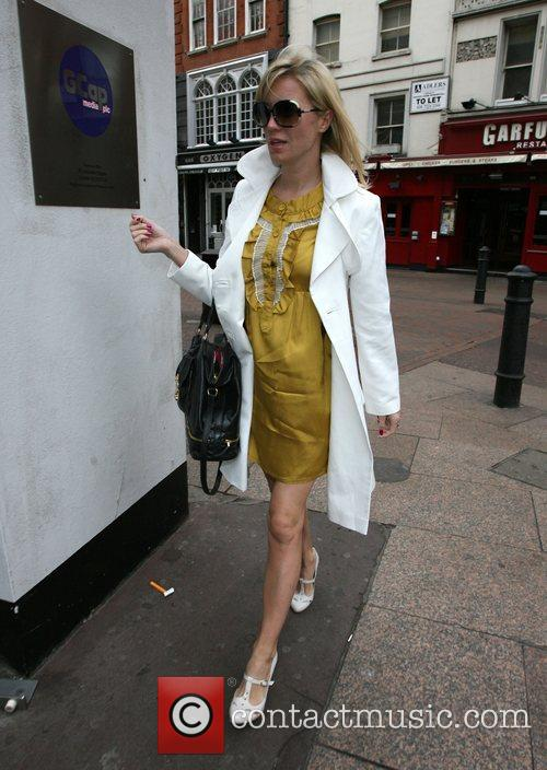 Denise Van Outen manages to look glamorous even...