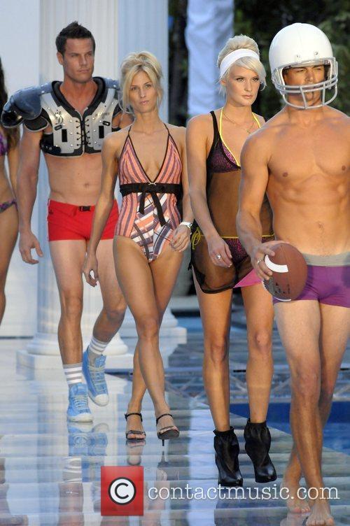 2008 Mercedes-Benz Fashion Week Swim - Diesel -...