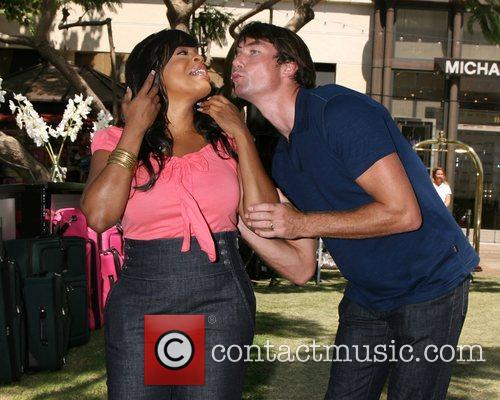 Niecy Nash and Jerry O'Connell 1