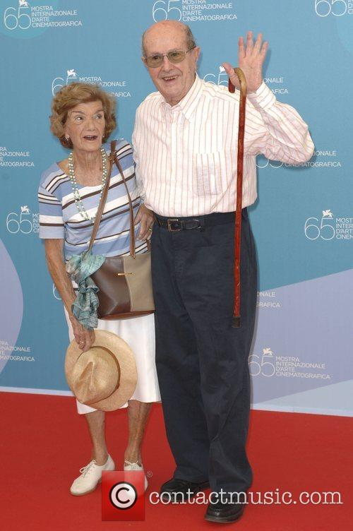 Manoel De Oliveira and His Wife 1