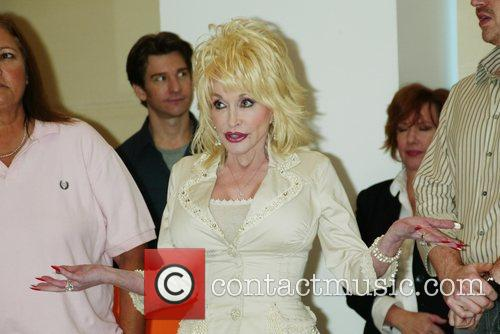 Dolly Parton meet and greet for the new...