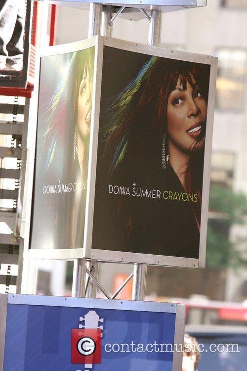 Donna Summer, Rockefeller Plaza