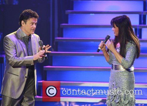 Donny Osmond and Marie Osmond 6