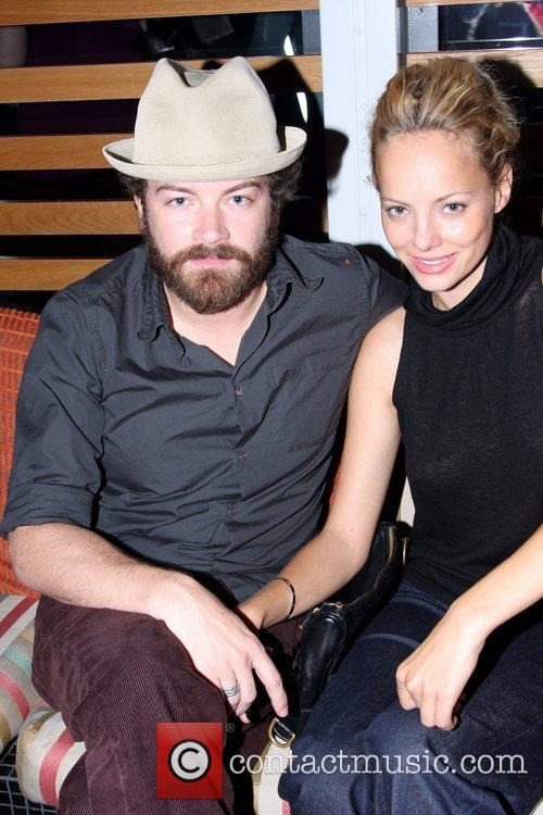 Danny Masterson and Bijou Phillips Launch of Dow...